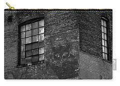 Black Kat Carry-all Pouch by Robert Geary