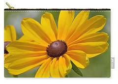 Blackeyed Susan Flower Carry-all Pouch