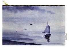 Boat Carry-all Pouch by Sam Sidders