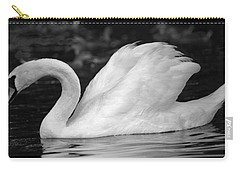 Boston Public Garden Swan Carry-all Pouch