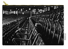 Bostons Fenway Park Baseball Vintage Seats Carry-all Pouch