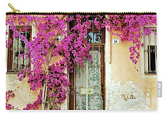 Bougainvillea Doorway Carry-all Pouch
