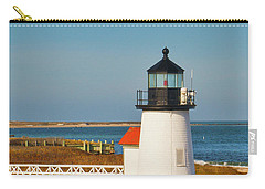 Brant Point Lighthouse Nantucket Carry-all Pouch