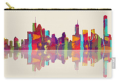 Brisbane Australia Skyline Carry-all Pouch
