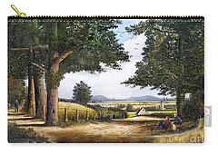 Bromyard Downs Carry-all Pouch