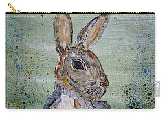 Bunny Rabbit Carry-all Pouch