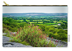 Burren National Park's Lovely Vistas Carry-all Pouch