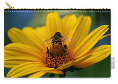Busy Bee Carry-all Pouch by Denyse Duhaime