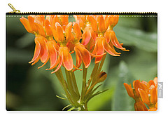 Butterfly Weed Carry-all Pouch
