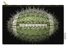 Cactus Football Carry-all Pouch
