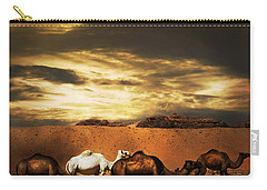 Camels Carry-all Pouch