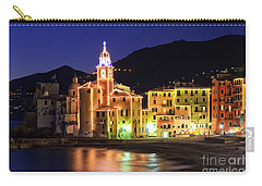 Camogli At Evening Carry-all Pouch