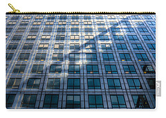 Canary Wharf Tower Carry-all Pouch by David Pyatt