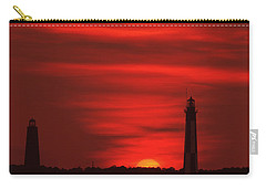 Cape Henry Lighthouses  Carry-all Pouch