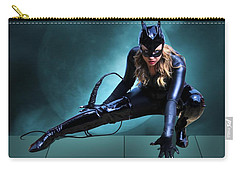 The Feline Fatale Carry-all Pouch