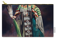 Ceremonial Rhythm Carry-all Pouch