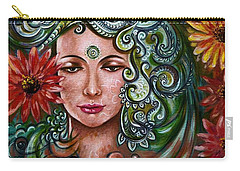 Chakra Sadhna Carry-all Pouch
