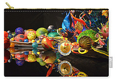 Chihuly-14 Carry-all Pouch by Dean Ferreira