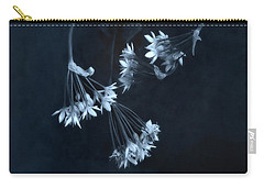 Chive Blossoms Carry-all Pouch