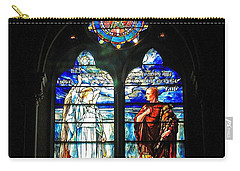Church Of The Covenant Stained Glass 11 Carry-all Pouch