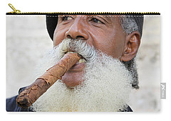 Cigar Man Carry-all Pouch