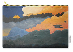 Cloud Rising Carry-all Pouch