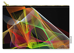 Color Symphony Carry-all Pouch by Rafael Salazar