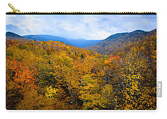 Colors Of Nature Carry-all Pouch
