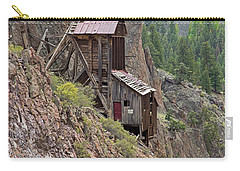 Commodore Mine On The Bachelor Historic Tour Carry-all Pouch