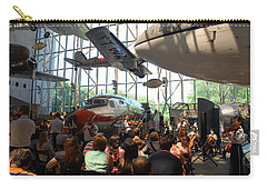 Concert Under The Planes Carry-all Pouch