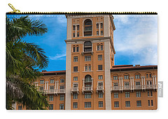 Coral Gables Biltmore Hotel Carry-all Pouch