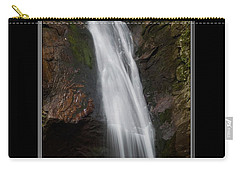 Courthouse Falls North Carolina Carry-all Pouch