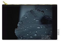 Feel The Rain Carry-all Pouch by Marija Djedovic