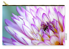 Dahlia Carry-all Pouch by Deena Stoddard