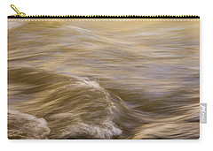 Dance Of Water And Light Carry-all Pouch