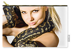 Danger Woman Carry-all Pouch