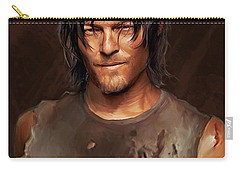 Daryl - Bite Me Carry-all Pouch