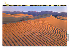 Death Valley National Park, California Carry-all Pouch by Panoramic Images
