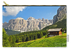 Dolomiti - High Fassa Valley Carry-all Pouch