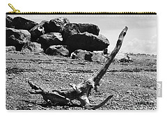 Driftwood Animal Carry-all Pouch by Randi Grace Nilsberg