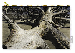 Driftwood Carry-all Pouch by Fran Gallogly