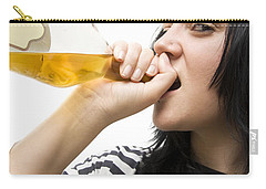 Drinking Detainee Carry-all Pouch by Jorgo Photography - Wall Art Gallery