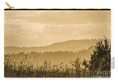 Early Morning Vitosha Mountain View Bulgaria Carry-all Pouch