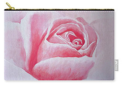 English Rose Carry-all Pouch by Sandra Phryce-Jones