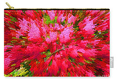 Explosion Of Spring Carry-all Pouch