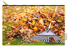 Autumn Leaf Carry-all Pouches