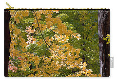 Fall Maples Carry-all Pouch