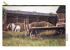 Farm Near Fenton Michigan Carry-all Pouch