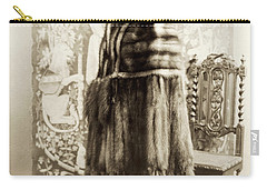 Fashion Fur, 1925 Carry-all Pouch by Granger
