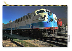 Carry-all Pouch featuring the photograph Fillmore 100 by Michael Gordon